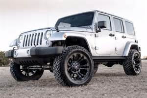 Fuel Wheels For Jeep Wrangler Fuel 174 Vapor Wheels Matte Black Rims