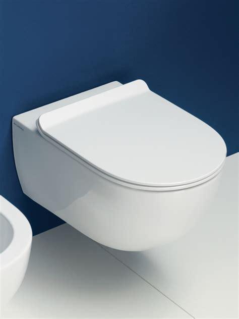 Bidet Toilet Rotterdam by Flaminia App Toilet Glans Wit Wandcloset Stone