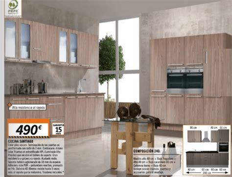 cocinas bricomart cocinas bricomart cat 225 logo de modelos y precios