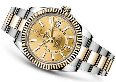 rolex sky dweller rolesor watches for 2017 with more