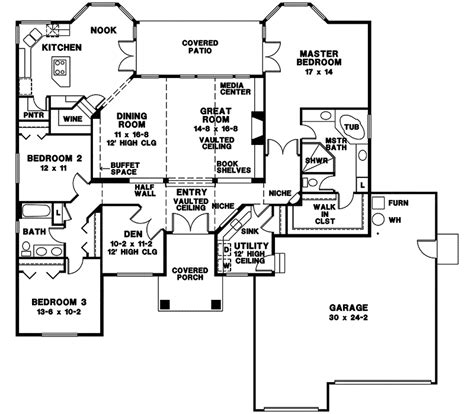 southwestern house plans exceptional southwestern home plans 10 highgrove house
