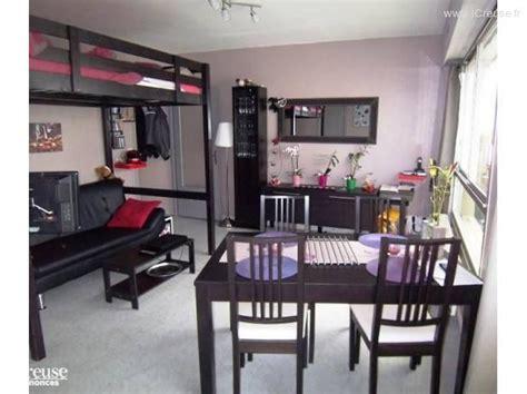 Studio meublé 30m2 avec mezzanine à Lille 59000   iGopher.fr