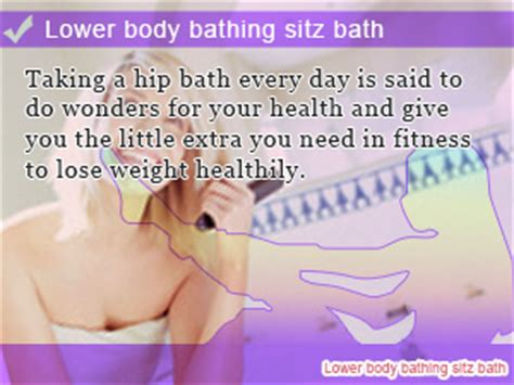 How To Take Sitz Bath In The Bathtub Sitz Bath For Burning Fat In The Tub And Natural Healing