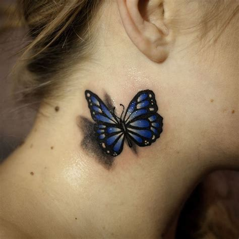 butterfly tattoo on neck meaning 9 important life lessons butterfly tattoos meanings taught us