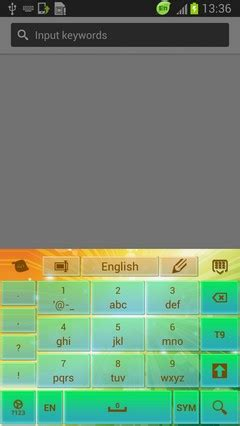 new themes phoneky new free keyboard for phone android theme