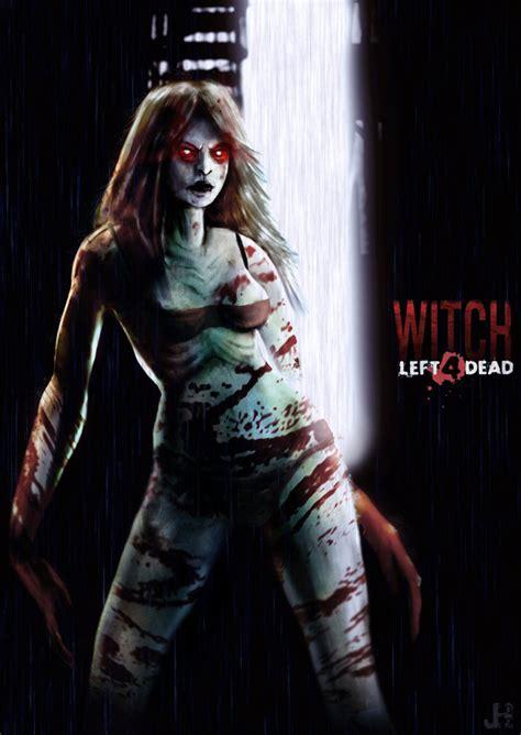 left  dead witch  juhoham  deviantart