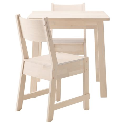 Two Chair Table by Tables Dining Tables