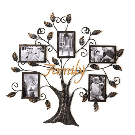 picture frame wall decor family tree hanging picture frame wall decor eonshoppee