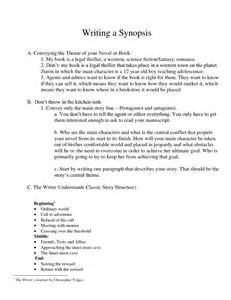 synopsis template best photos of novel synopsis for query letter