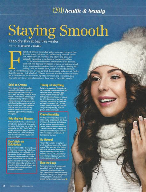 Staying Smooth by Dr Baxt Was Quoted In 201 Health