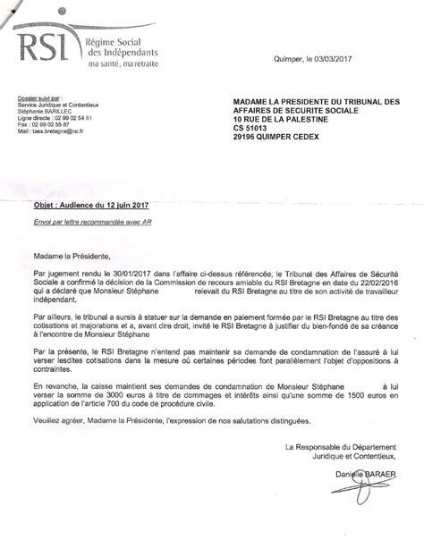 Lettre De Desistement Free Doc Lettre Pour Rsi