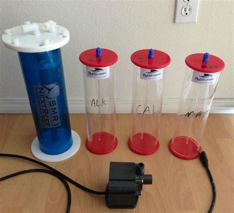 Dosing Contener By Reef fs nextreef smr1 mag drive 3 magus dosing