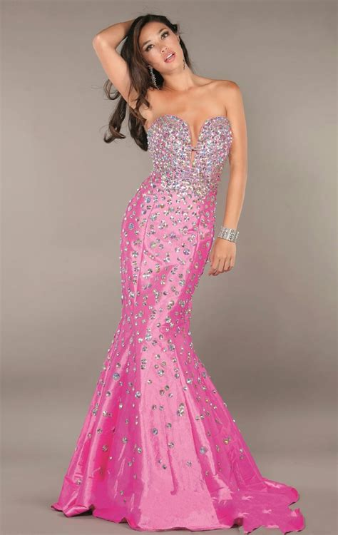 shop by color to find pink prom dresses formal dresses