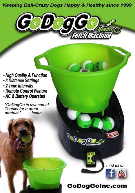 automatic launcher for dogs 1000 images about godoggo fetch machine i automatic launcher thrower for dogs on