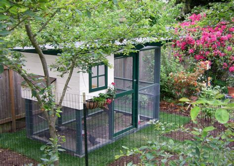Diy Backyard Chicken Coop by Flower Box Chicken Coop Coop Thoughts