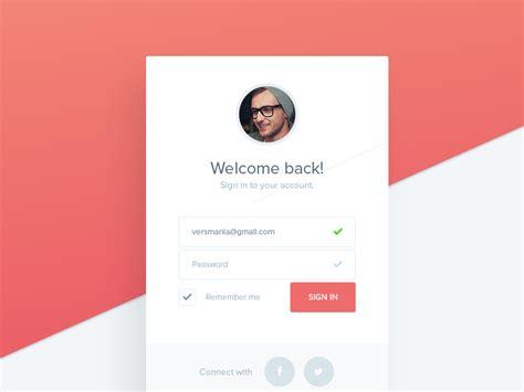 mobile sign up login sign up inspiration for mobile apps muzli design