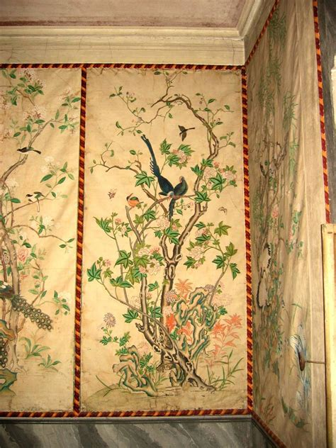 gold wallpaper panels 12 antique and rare chinese wallpapers panels for sale at