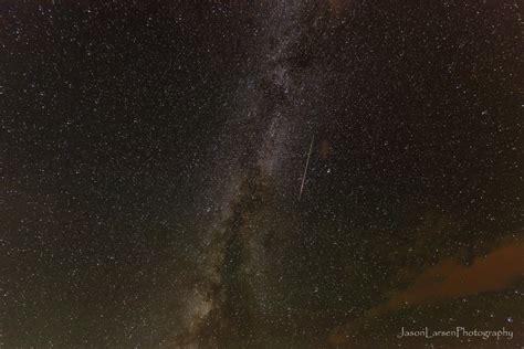 2015 Meteor Shower by Perseid Meteor Shower August 2015 Jason Larsen Photography