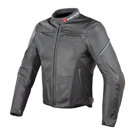 Motorradbekleidung Shop by Dainese Cage Motorradjacke Leder Schwarz Gr 246 223 E 50