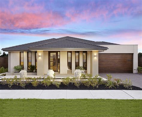 Home Plans Single Story by The Lincoln Home Browse Customisation Options Metricon