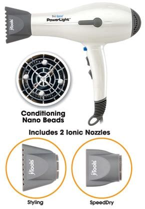Bio Ionic Dual Voltage Hair Dryer bio ionic travelpro ionic conditioning travel dryer dual