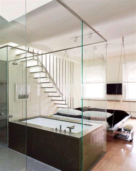 bedroom with open bathroom 25 sensuous open bathroom concept for master bedrooms