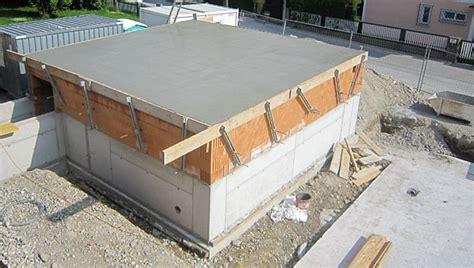 garage betonieren tag 61 garage und pool gr 214 sswang