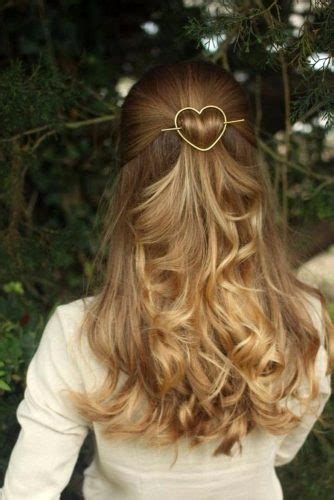 hair barrettes ideas  wear   hairstyles