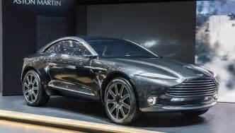 Aston Martin Suv Concept Aston Martin Dbx Suv Concept Autosalon Genf 2015
