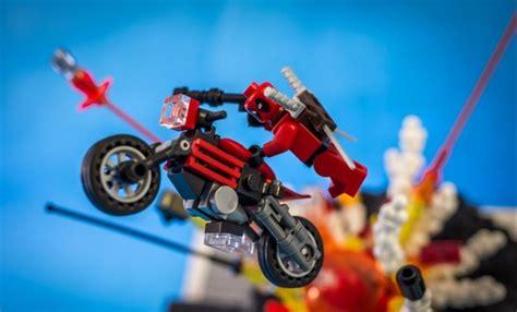 movie spoiler for the film deadpool deadpool spoilers now in brick form