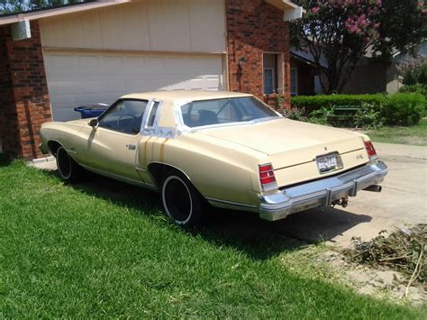 1975 chevrolet monte carlo 1975 chevrolet monte carlo beater by tr0llhammeren on