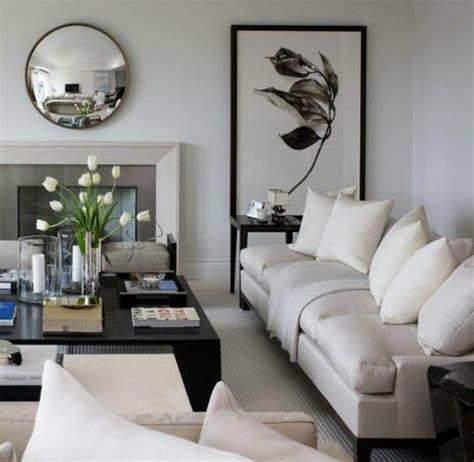 wohnzimmer dekoriert einladendes wohnzimmer dekorieren ideen und tipps