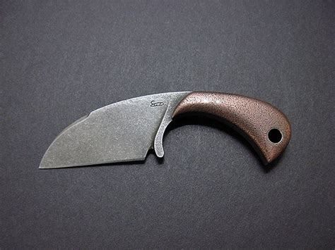 Handmade Neck Knives - 25 best ideas about neck knife on
