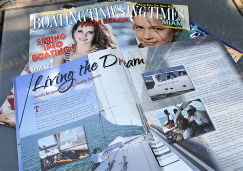 boating times magazine launches in south florida to help - Boating Times Magazine