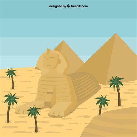 descargar imagenes egipcias gratis egipto esfinge descargar vectores gratis