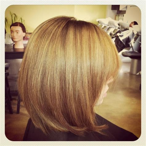 how to correctly grow out an inverted bob growing out a graduated bob short hairstyle 2013