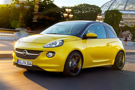 vauxhall adam vauxhall adam on way auto express