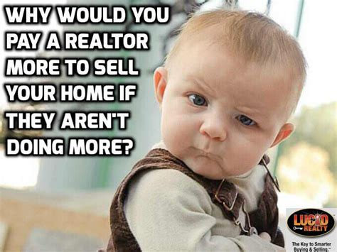 Skeptical Kid Meme - real estate memes getting real