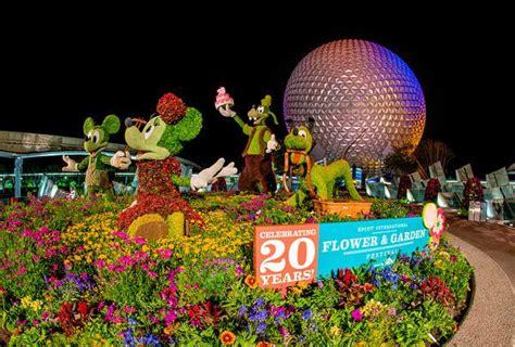 2017 Epcot Flower Garden Festival Guide Disney Disney Flower And Garden Festival