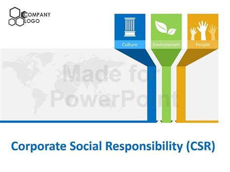 powerpoint templates for corporate presentations corporate social responsibility csr editable powerpoint