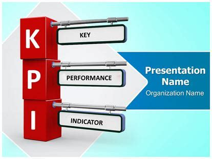powerpoint templates for kpi kpi template powerpoint kpi presentation template free 16