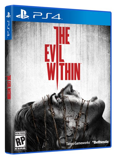 The Evil Within Ps4 the evil within on ps4 playstation flickr