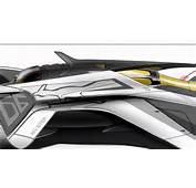 Aluminum Block Engine Automatic Gearbox Chaparral Race Car Vacuum
