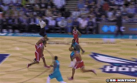 Guess Charlote Sb For michael kidd gilchrist dunks throws mouthpiece at referee