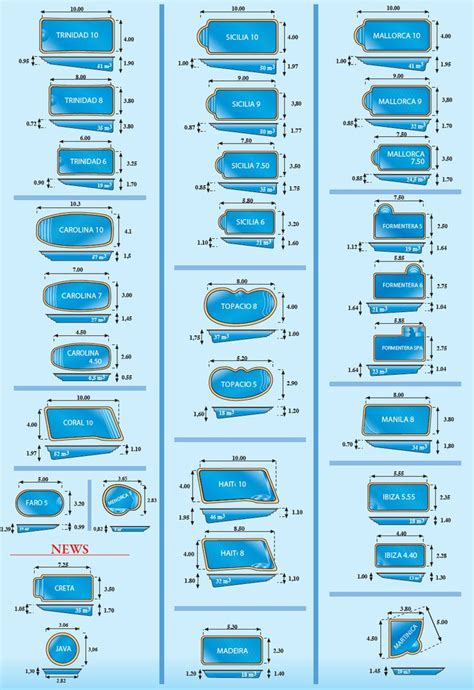 swimming pool shapes and sizes best 25 pool sizes ideas on pinterest pool prices pool