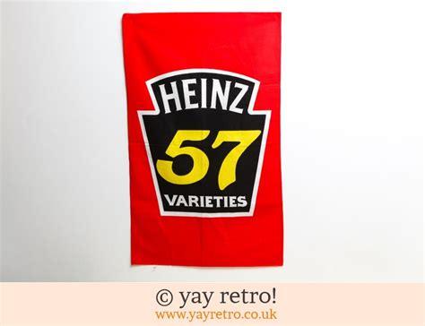 Fabulous Kitchen Designs by Heinz 57 Red Tea Towel Vintage Shop Retro China