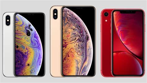 apple iphone xs xs max  xr   iphone