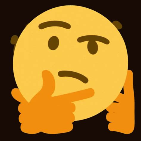 Emoji Meme - 360 degre thingkign thinking face emoji know your meme