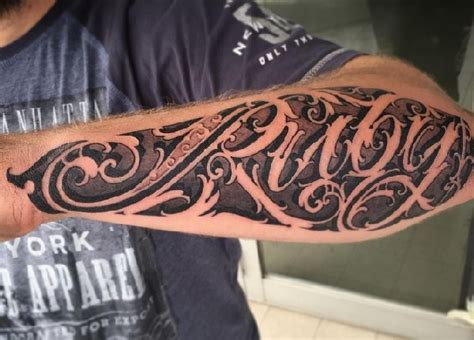 tattoo 3d effekt kalligrafie tattoos mit sam taylor tattoo spirit