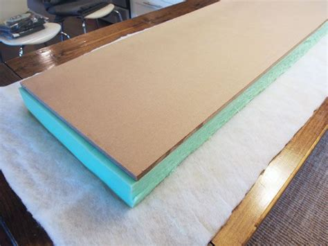 diy banquette cushions diy upholstered banquette seat part one vinyls